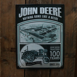 """John Deere """"100 years"""" (30x40 cm)"""