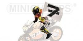 "1;12<>Valentino Rossi   MotoGP 2003 ""Tribute Barry Sheene"".  mc312030196"