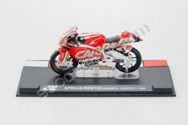1;24<>APRILIA RSW 125 cc    GP 2004  Roberto Locatelli #15
