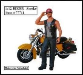 1;12 Biker SMOKE