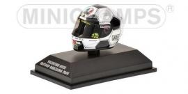 """1;08<>Helmet . mc398080086.  ROSSI GP 2008  """"BARCELONA"""""""