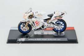 1;24<>APRILIA RS3  250 cc   GP2004  Jeremy Mc Williams #99