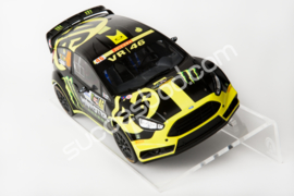 1;18<> FORD FIESTA RS  WRC - V.Rossi #46/C.Cassina - Monza Rally 2014 .