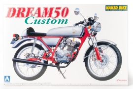 1;12<>HONDA CUSTUM DREAM 50 (modelkit)