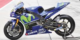 1;12<>YAMAHA YZR-M1  MotoGP 2017 Valentino Rossi #46.  mc122173046