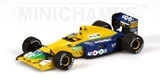 1;43<>BENNETON FORD - MICHAEL SCHUMACHER.  mc400910119