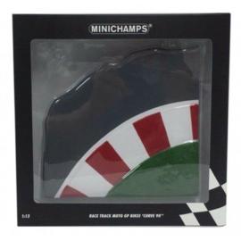 "1;12<> RACE TRACK  GP BIKES  ""CURVE 90 o"".  mc 312200010"
