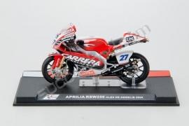 1;24<>APRILIA RSW 250     GP 2005  Alex de Angeles #27