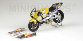 "1;12<>HONDA NSR 500cc  MotoGP 2001 ""World Champion"" Rossi #46. MC122016146"
