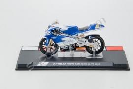 1;24<>APRILIA RSW 125 cc    GP 2005  Joan Olive #6