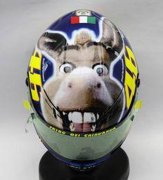 1;10<> Helmet AGV - MotoGP MISANO 2009 - ROSSI -mc315090056