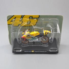 1;18<>#46 - APRILIA RS 125  GP.1995   1st. Europ.Championship #4 Valentino Rossi