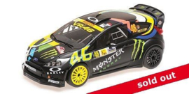 1;18<> FORD FIESTA RS  WCR - Rossi #46 + Cassina - Winners Monza Ralley 2012. mc115120846