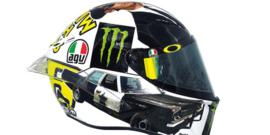 "1;08<> Helmet. mc398160096  ROSSI #46  GP 2016 ""MISANO"""
