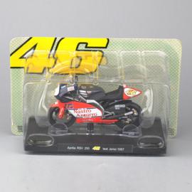 """1;18<>#46 - APRILIA RSV 250  GP.1997 TEST """"JEREZ"""" #46 Valentino Rossi"""