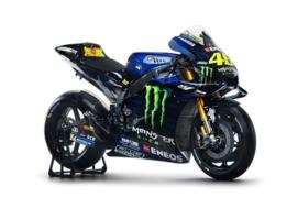 1;12<>YAMAHA YZR-M1 - MotoGP 2019 - ROSSI -mc122193046