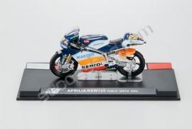 1;24<>APRILIA RSW 125 cc    GP 2004   Pablo Nieto #22