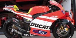 1;12<>DUCATI DESMOSEDICI GP 11.2 -  MotoGP 2011  ROSSI #46. mc122112046
