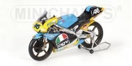 1;12<>APRILIA 125 cc  GP 1996   Team AGV APRILIA  #46 Rossi.  mc122960046