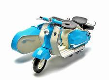 1;18<>LAMBRETTA - LD 125 -  1958 scooter+sidecar