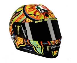 1;05<>Helmet VALENTINO ROSSI  #46 / 2009