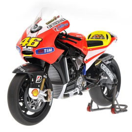 "1;12<>DUCATI GP11  MotoGP 2011 ""UNVEILED"" Rossi #46 +Intro. mc122110846"