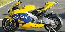 1;24<>HONDA RC 211V MotoGP 2003   Max Biaggi  #3