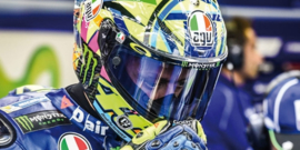 "1;08<>HELMET  mc399170056  ROSSI ,GP2017 ""Tribute A.Nieto and N.Hayden"""