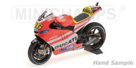 1;12<>DUCATI DESMO GP 11.1. MotoGP 2011  ROSSI #46.  mc122111046