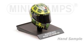 "1;10<>Helmet  AGV  -  MotoGP 2015 ""Test SEPANG"" - ROSSI.  mc315150076"