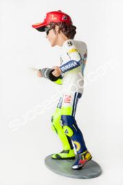 "1;12<>BIG HEAD - ""PODIUM"" Rossi  - MotoGP 2009 - ""9 Time World Champion""  -  "" SEPANG """