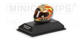 "1;08<>Helmet. mc397010046.  ROSSI GP 2001 ""World Champion"""