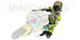 """1;12<>Valentino Rossi   -250cc- GP 1999 Mugello """"CORNERING"""".  mc312990076"""