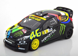 1;18<> FORD FIESTA RS  WCR - V.Rossi #46/C.Cassina - Winners Monza Ralley 2012. mc115120846