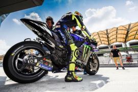 """1;12<>YAMAHA YZR-M1  MotoGP 2019 """"Test Sepang"""" - ROSSI - mc122193946"""