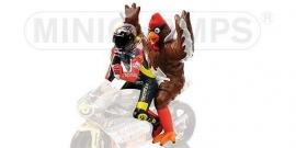 "1;12<>Valentino Rossi   +  Oswaldo . GP 1998  ""250 cc"".  mc312980146"
