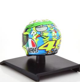 "1;10<>Helmet AGV - MotoGP  2010 - ""MISANO"" - ROSSI  mc 315100056"
