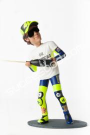 """1;12<>BIG HEAD - """"PODIUM"""" Rossi  - MotoGP 2004  World Champion - """"CHE SPETTACOLO''."""