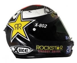 1;05<>Helmet JORGE LORENZO #99 / 2012