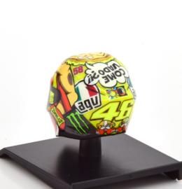 "1;10<>Helmet  AGV - MotoGP 2012  ""MISANO"" - ROSSI. mc315120096"