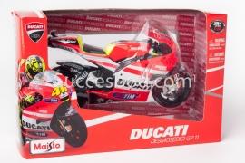 1;10<>DUCATI DESMO  GP11 -ROSSI #46 GP2011 +CARD