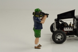 "1;24<>Camera-Man ""NORMAN"" (only figurine)"