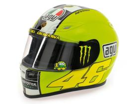 "1;08<>Helmet. mc 398090086  ROSSI GP 2009 """"WINTER TEST"""