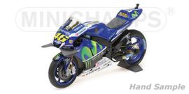"1;12<>YAMAHA YZR-M1  MotoGP 2016 ""Winner Catalunya"" ROSSI #46 mc122163146"