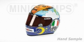 "1;08<>Helmet. mc398080076.  ROSSI GP 2008 ""Mugello-FACE"""