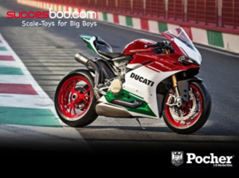 1;04<>DUCATI  SUPERBIKE - PANIGALE 1299 R - FINAL EDITION - Pocher HK117