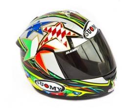 1;05<>Helmet LORIS CAPIROSSI #65/ 2011