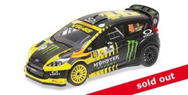 1;18<> FORD FIESTA RS  WCR - Rossi #46 + Cassina - MONZA RALLEY 2013 - mc151130846