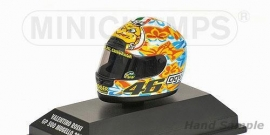 "1;08<>Helmet .mc397010076. ROSSI GP 2001 ""MUGELLO"""