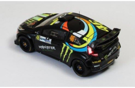 1;43<>FORD FIESTA RS WRC  - V.Rossi #46/C.Cassina - Monza Ralley 2011